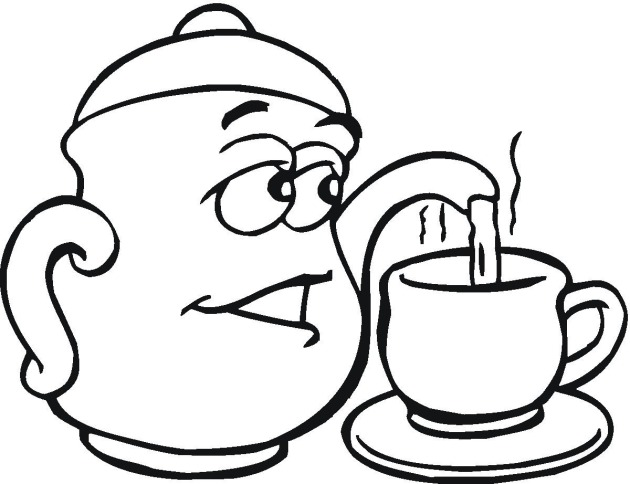 Free Cartoon Coloring Pages