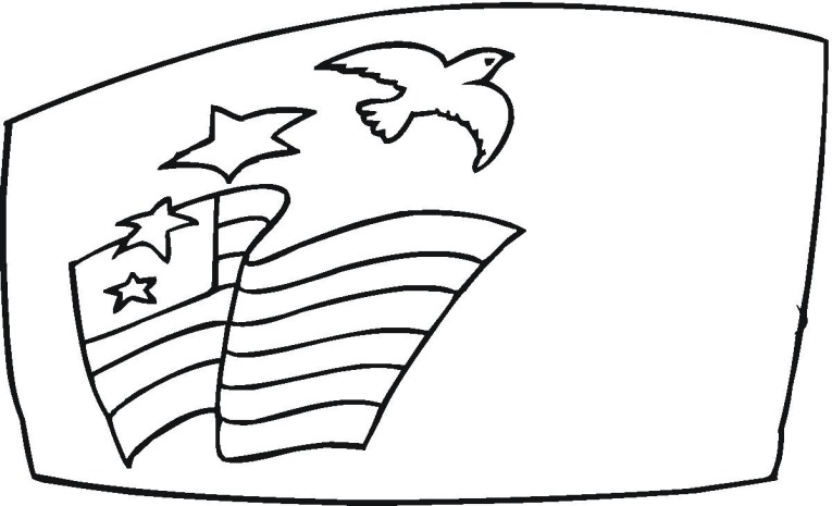 free memorial day coloring pages - photo#34