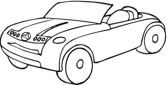 convertible car coloring pages convertible car coloring page sketch coloring page